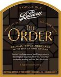 The Bruery The Order Beer