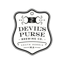 Devil's Purse Handline Kolsch beer Label Full Size