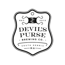 Devil's Purse Surfman's Check ESB beer Label Full Size