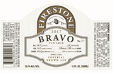 Firestone Walker 2017 Bravo Vintage Beer