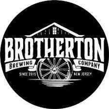 Brotherton Bluer Than Velvet beer Label Full Size