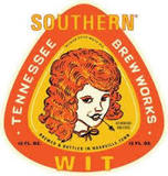 Tennessee Brew Works Southern Wit beer