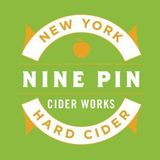 Nine Pin Strawberry Cider beer