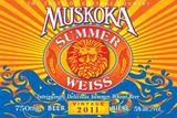 Muskoka Summer Weiss beer