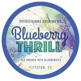 Susquehanna Blueberry Thrill beer