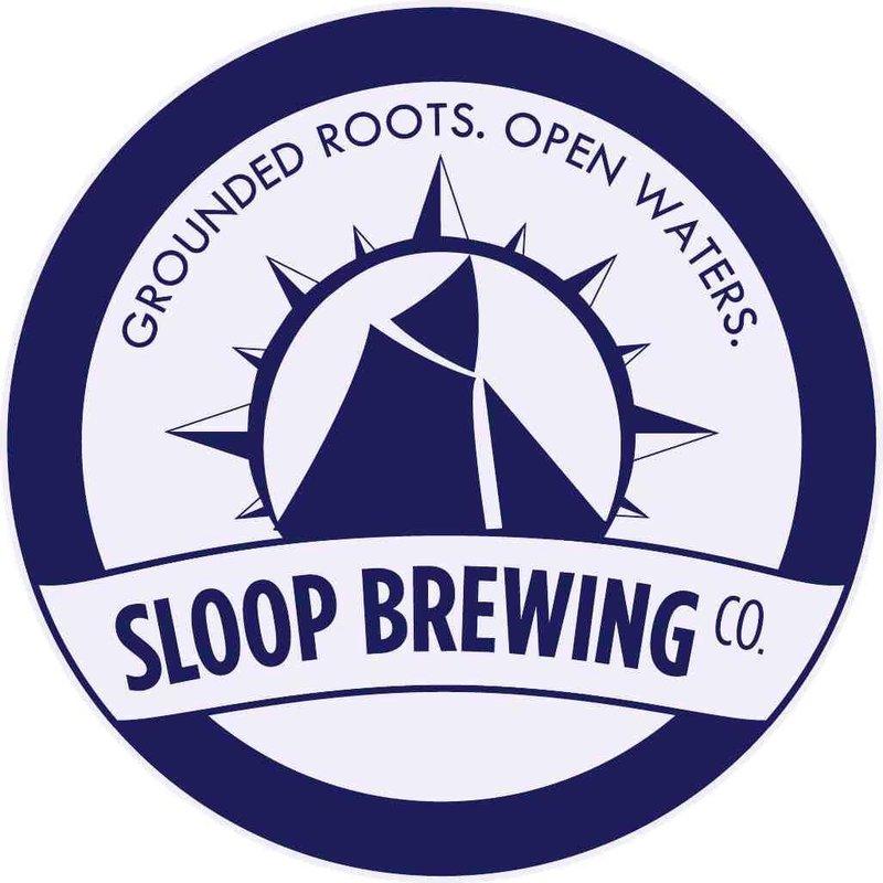 Sloop India Ink beer Label Full Size