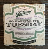 Bruery So Happens its Tuesday 2017 Beer