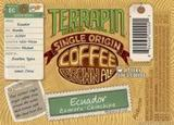 Terrapin Single Origin Coffee Brown Ale Ecuador beer