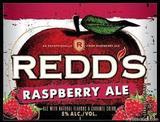 Redd's Raspberry Ale Beer
