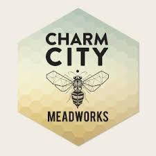 Charm City Meadworks Ruby Red Rose beer Label Full Size