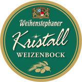 Weihenstephaner Kristallweizenbock Beer