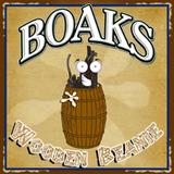 Boaks Wooden Beanie Beer