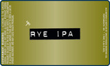 Smuttynose Rye IPA Dry-Hopped beer