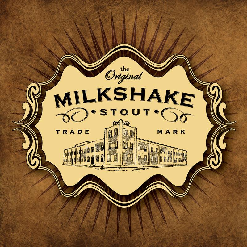 Rochester Mills Milkshake Stout beer Label Full Size