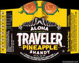Traveler Aloha Pineapple Shandy Beer