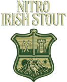 Breckenridge Nitro Irish Stout beer