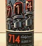 Bottle Logic (714) Blonde Beer