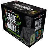 Revolution League of Heroes Variety Pack beer Label Full Size