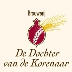 De Dochter van de Korenaar Charbon beer Label Full Size