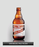 San Miguel Pale Pilsen Beer