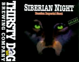 Thirsty Dog Bourbon Barrel-Aged Siberian Night Beer
