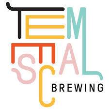 Temescal Push Pop Creamsicle IPA beer Label Full Size