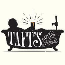 Taft's Ale House Gavel Banger IPA beer Label Full Size