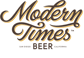 Modern Times Bourbon Barrel Aged Devils Teeth beer Label Full Size