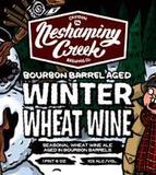 Neshaminy Creek Bourbon Barrel Aged Winter Wheat Wine Beer