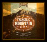 Founders Frangelic Mountain Brown beer