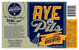 Deep Ellum Rye Pils Beer