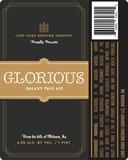 Lord Hobo Glorious Beer