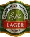 Cooper's Premium Lager Beer