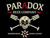 "Paradox Skully #41 ""Blood Rooted"" beer"