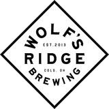 Wolf's Ridge Nippert English-style Barleywine beer