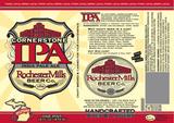 Rochester Mills Cornerstone IPA beer
