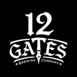 12 Gates Apricot Wheat beer