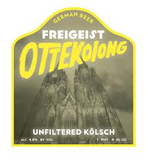 Freigeist Ottekolong Beer