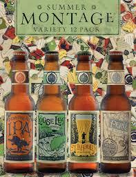 Odell Montage Variety Pack beer Label Full Size