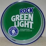 Rolling Rock Green Light beer