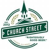 Church Street Mosaic Hoppy Wheat beer