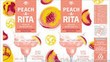 Bud Light Peach A Rita beer