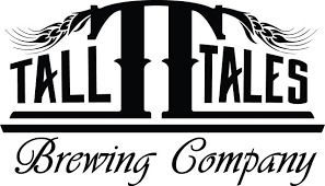 Tall Tales Gingersnap beer Label Full Size
