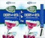 Bud Light Cherry-Ahh-Rita Beer