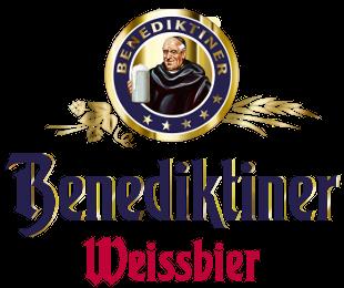 Benediktiner Weisse beer Label Full Size