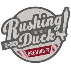 Rushing Duck Beanhead NITRO Coffee Porter beer Label Full Size