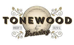 Tonewood Revolution Coffee Porter Nitro beer Label Full Size