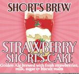 Short's Strawberry Short's Cake beer
