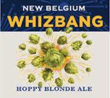 New Belgium  Whizbang Hoppy Blonde Beer