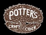 Potter's Craft Cider Mangose beer